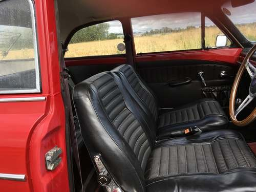 1968 Volvo Amazon 133 at Morris Leslie Auction 17th August  SOLD by Auction (picture 5 of 6)