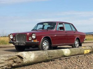 1971 Volvo 164 Automatic at Morris Leslie Auction 17th August SOLD by Auction
