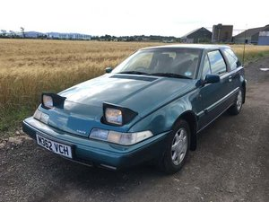 1994 Volvo 480 SE at Morris Leslie Auction 17th August For Sale by Auction