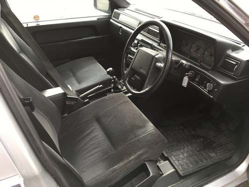 1989 Volvo 740 Turbo Diesel at Morris Leslie Auction 17th August SOLD by Auction (picture 4 of 6)