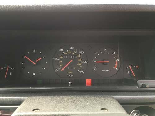 1989 Volvo 740 Turbo Diesel at Morris Leslie Auction 17th August SOLD by Auction (picture 5 of 6)