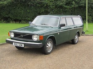 1973 Volvo 145 DL Estate at ACA 24th August  For Sale