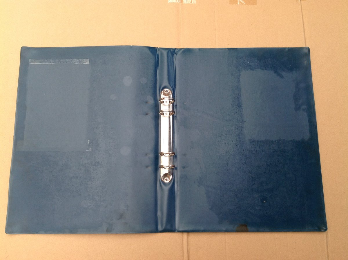 Volvo Amazon Factory Workshop Manual binder For Sale (picture 2 of 2)