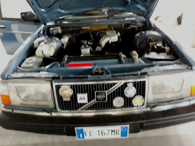 ICON VOLVO 240 GL SW RHD 1988 With 65000 Mls !!! For Sale (picture 6 of 6)