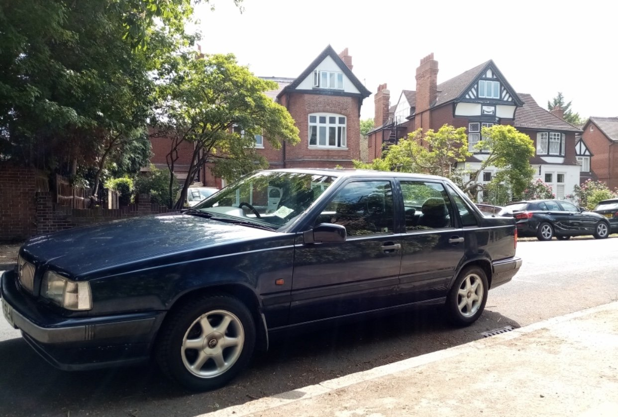 1993 Volvo With Rare 5 Speed Manual G Beautiful Classic For Sale (picture 2 of 5)