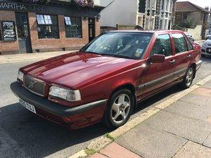1994 Volvo 850 FSH, Modern Classic