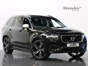 2014 15 65 VOLVO XC90 R-DESIGN AUTO For Sale