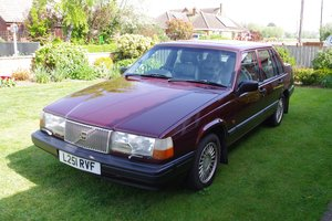1994 VOLVO 940 GLE Turbo (Manual)