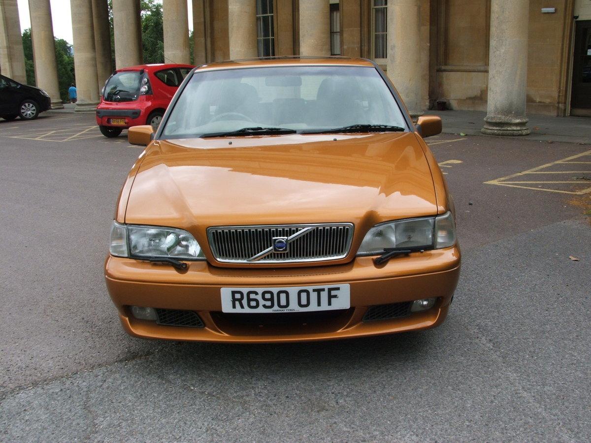 1998 Volvo V70R Auto 2 Wheel Drive For Sale (picture 5 of 6)
