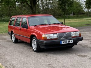 1995 VOLVO 940 S 2.3 MANUAL ESTATE