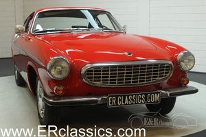 Volvo P1800S Coupe 1966 in very good condition