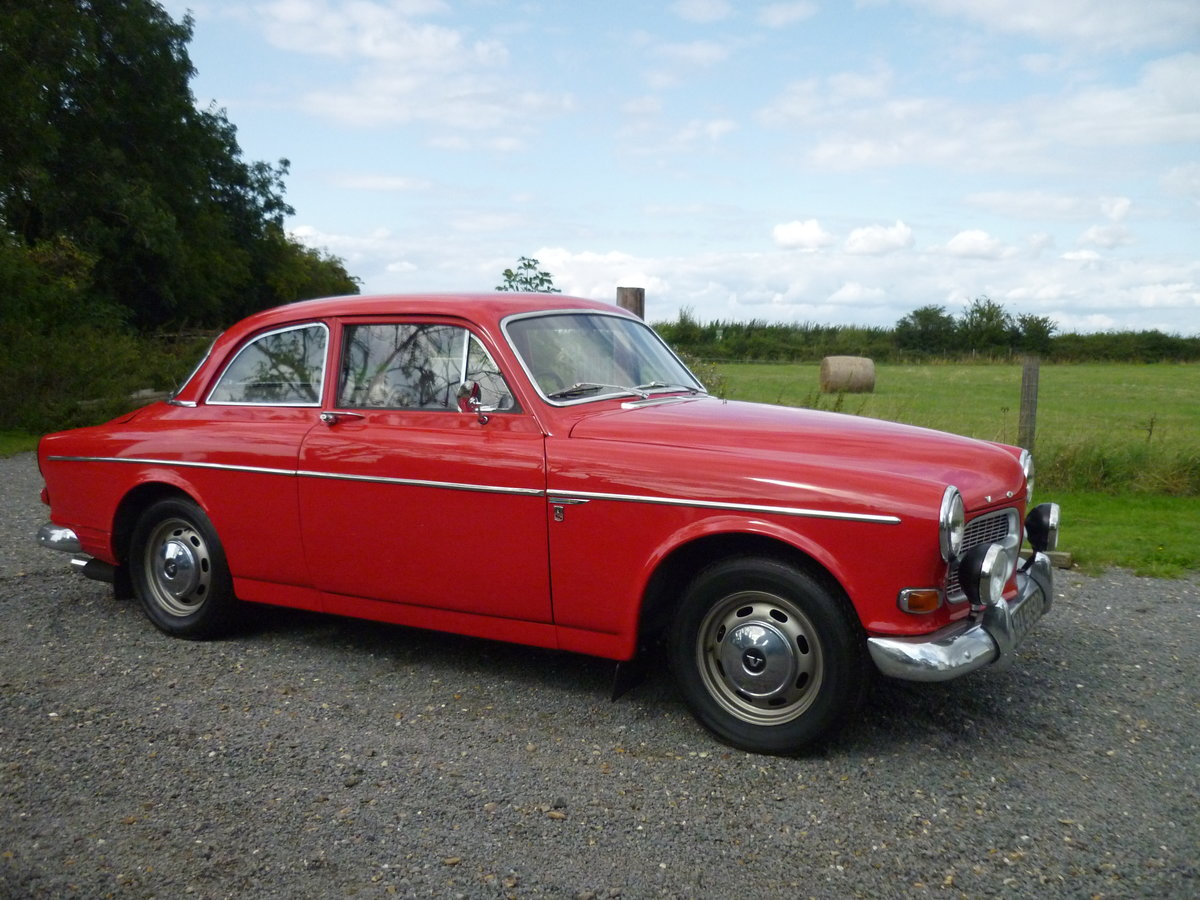 1966 Volvo Amazon - B18 twin su's with overdrive L@@K For Sale (picture 2 of 6)