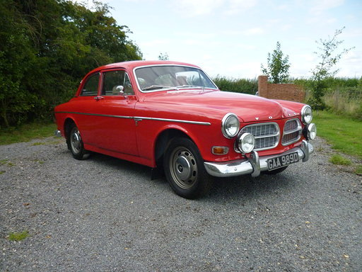 1966 Volvo Amazon - B18 twin su's with overdrive L@@K For Sale (picture 3 of 6)