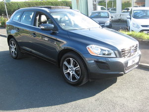2010 60-reg Volvo XC60 2.4TD D5 ( 205ps ) AWD Geartronic SE  For Sale
