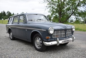1966 Volvo 122 Wagon - Lot 604