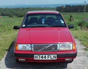1990 Volvo 460glei petrol automatic