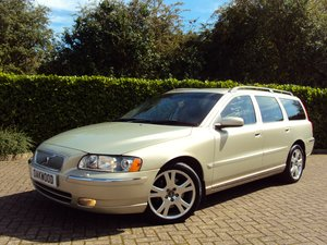 2006 A Wonderful Volvo V70 - THANK YOU - NOW SOLD
