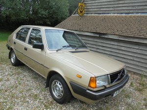 1983 Volvo 340 GL 5 Door 1.4 Saloon. For Sale