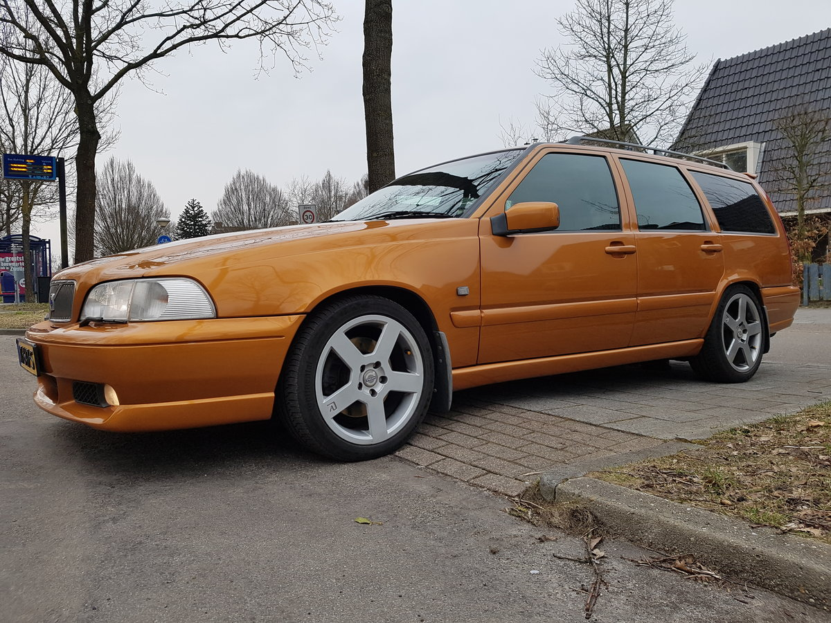 Picture of 1997 V70R AWD Saffron LPG conversion For Sale
