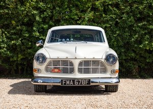 1968 Volvo 122S Amazon Estate For Sale by Auction