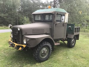 1956 Volvo TL12 4x4 aircraft hauler Sugga style, rare For Sale