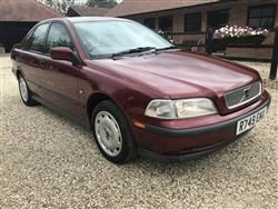 1998 S40 1.8 SE - Barons Friday 20th September 2019 For Sale by Auction