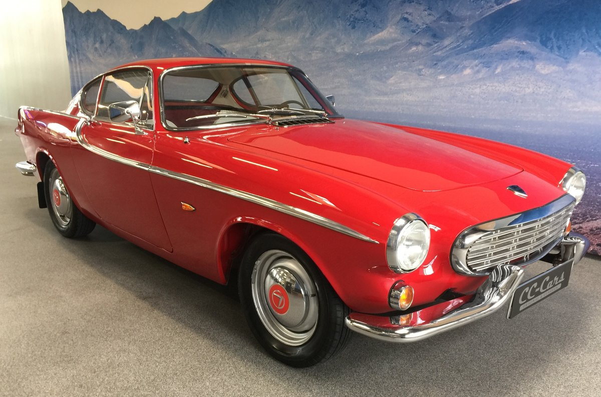 1962 Volvo P1800 ''Jensen'' SOLD (picture 1 of 6)