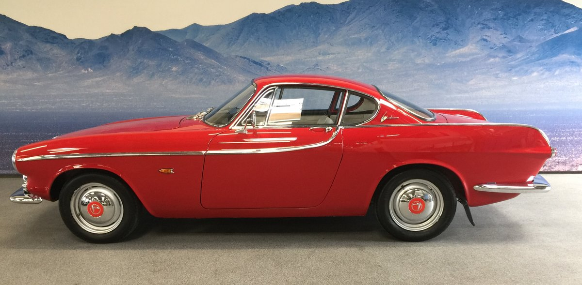 1962 Volvo P1800 ''Jensen'' SOLD (picture 2 of 6)