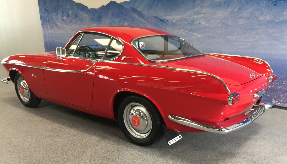 1962 Volvo P1800 ''Jensen'' SOLD (picture 5 of 6)