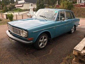 1970 Volvo 144 70' renovation project For Sale