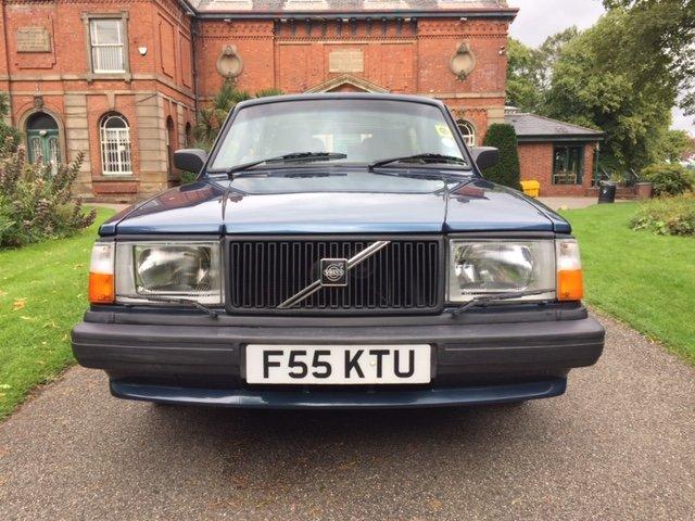 1989 Volvo 240 GLT Estate Beautiful Condition For Sale | Car
