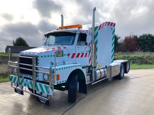 1972 Volvo N10 Mint show truck For Sale