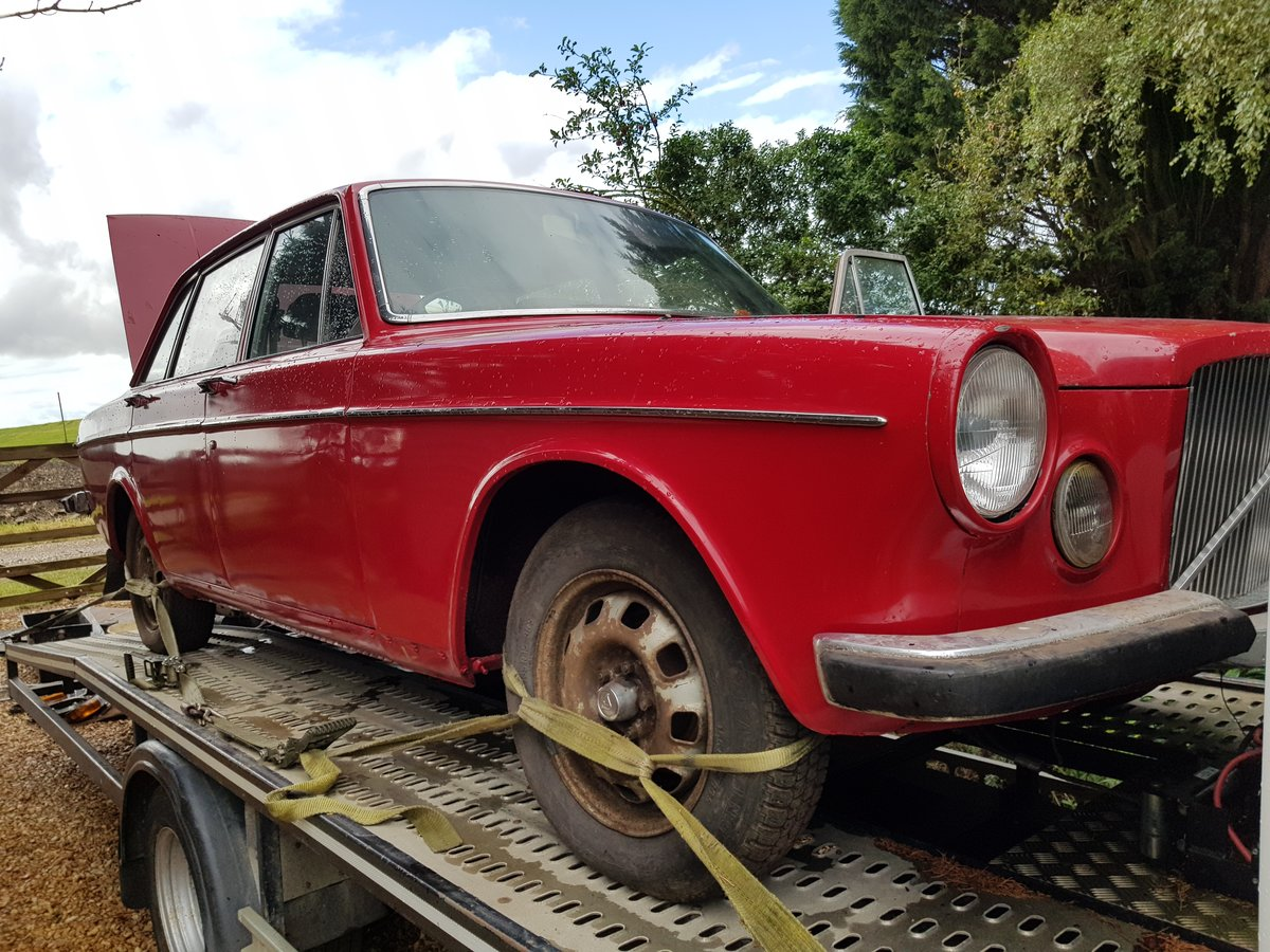 1971 volvo 164 3.0 auto  For Sale (picture 1 of 1)
