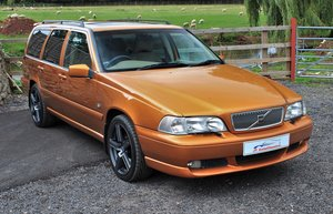 1997 V70R Estate - 4WD 2.4L 20V Turbo 240 bhp. Concourse Cond. For Sale
