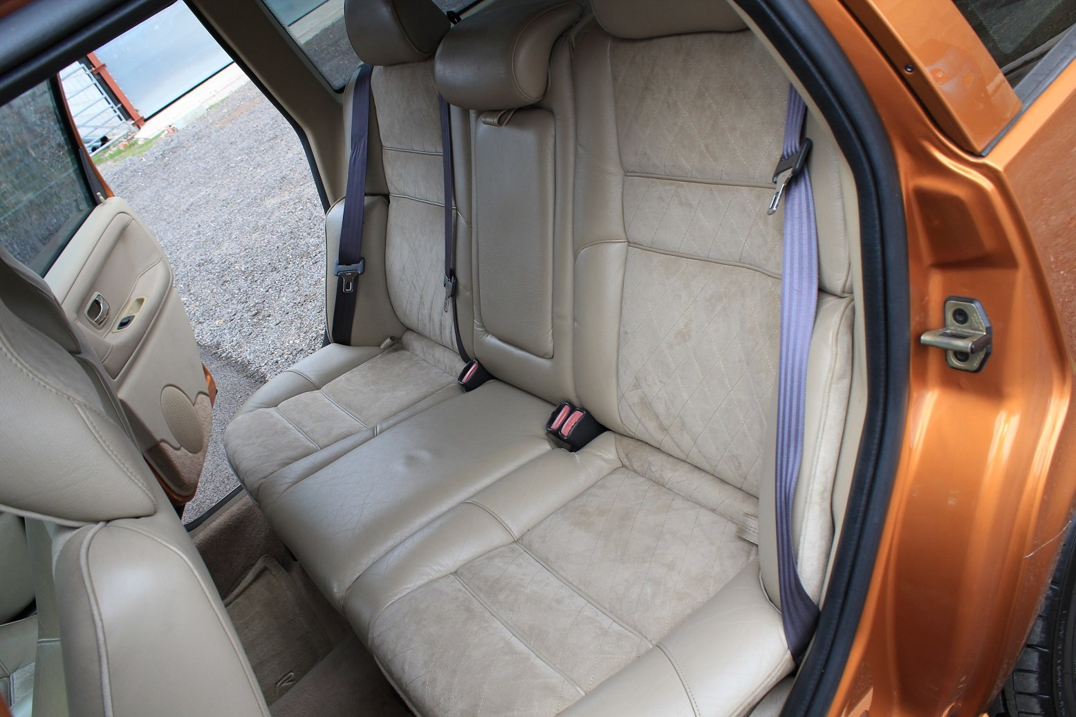 1997 V70R Estate - 4WD 2.4L 20V Turbo 240 bhp. Concourse Cond. For Sale (picture 4 of 6)