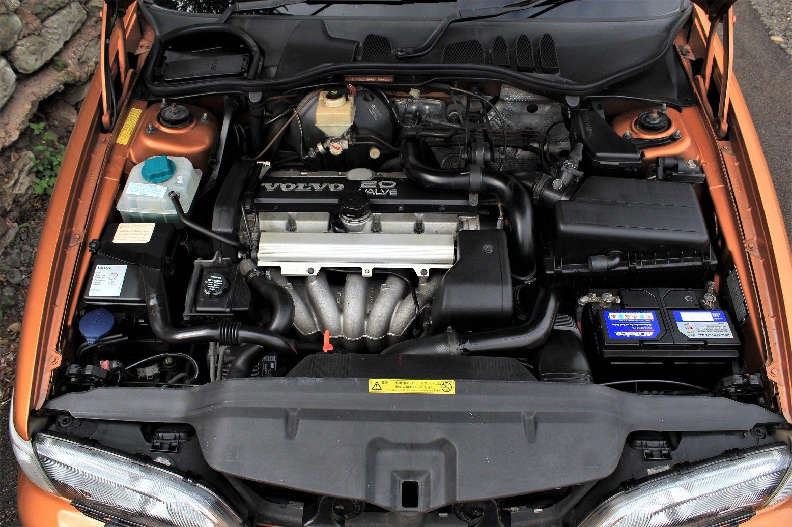 1997 V70R Estate - 4WD 2.4L 20V Turbo 240 bhp. Concourse Cond. For Sale (picture 6 of 6)