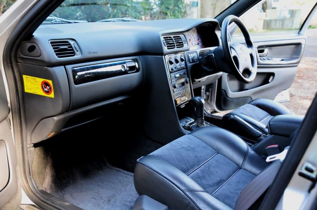 1999 V70R Estate - Phase 3 model. Super low mileage. Perfection. For Sale (picture 3 of 6)