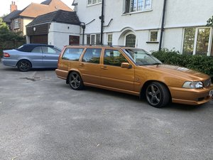 "Picture of 1997 Volvo V70R Automatic Rare 90""s classic  SOLD"