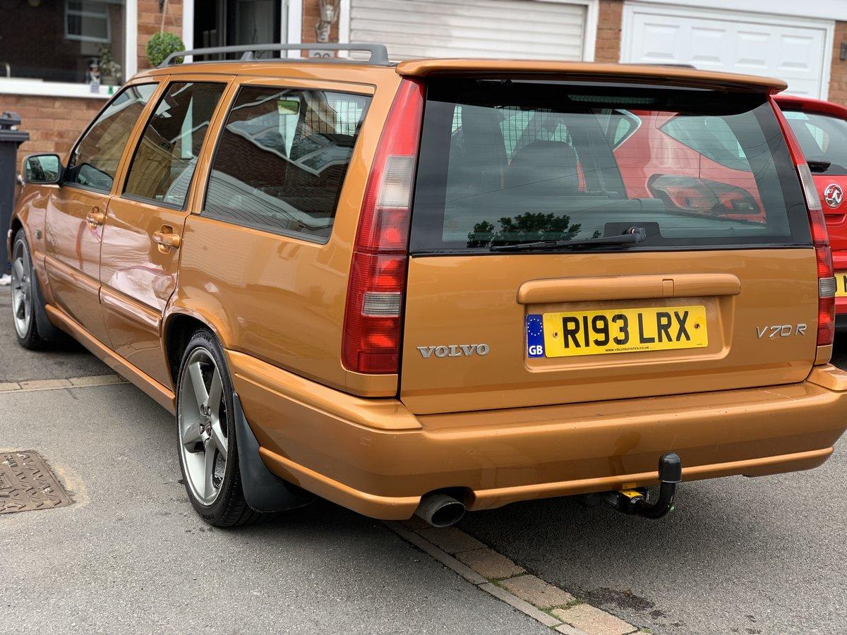"1997 Volvo V70R Automatic Rare 90""s classic  SOLD (picture 3 of 6)"