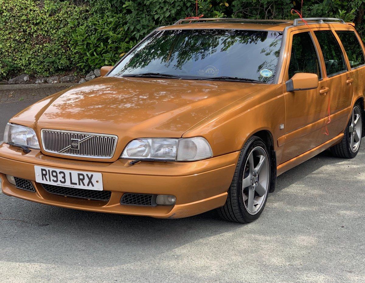 "1997 Volvo V70R Automatic Rare 90""s classic  SOLD (picture 6 of 6)"