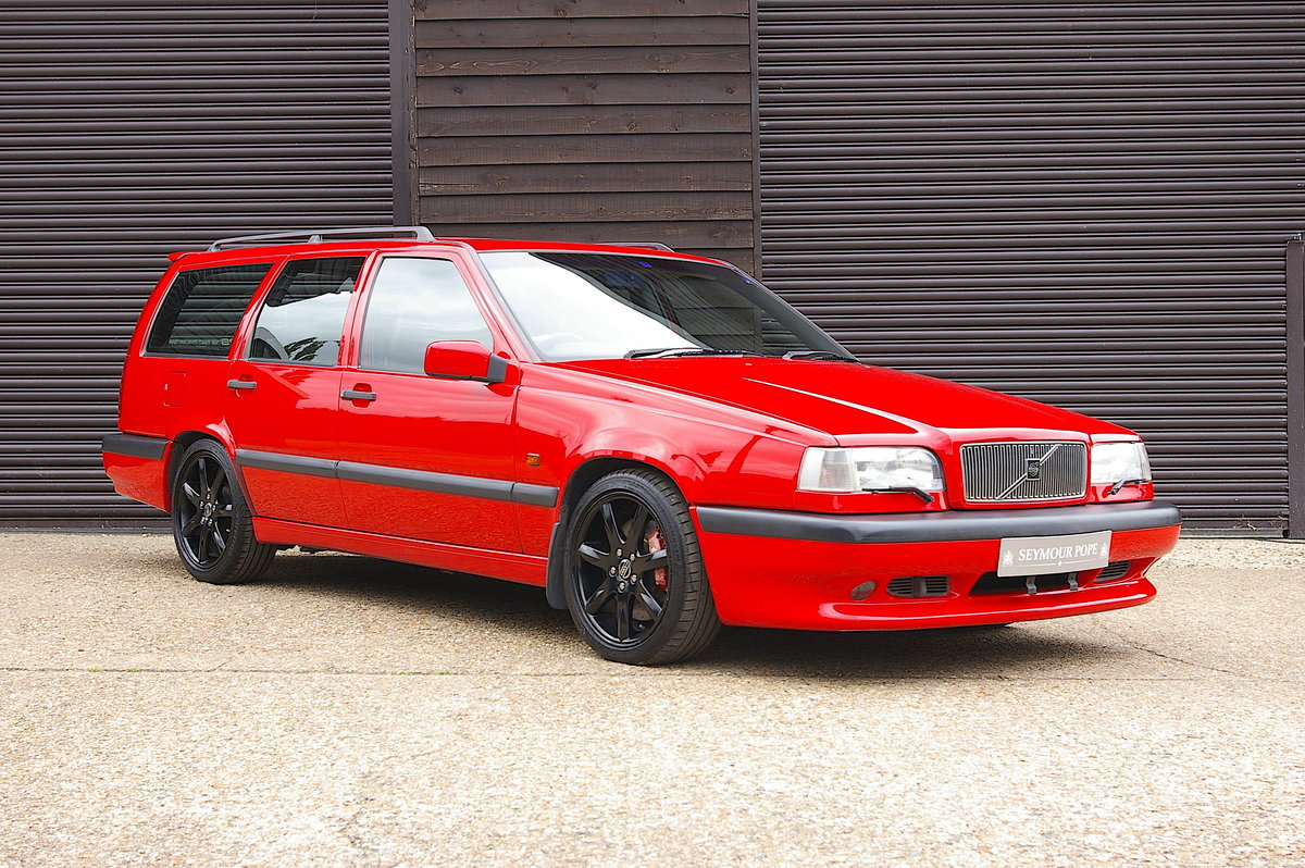 1996  Volvo 850 R 2.3 Estate Automatic (50,458 miles) For Sale (picture 1 of 6)