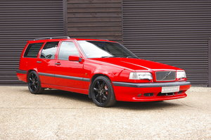 1996  Volvo 850 R 2.3 Estate Automatic (50,458 miles)