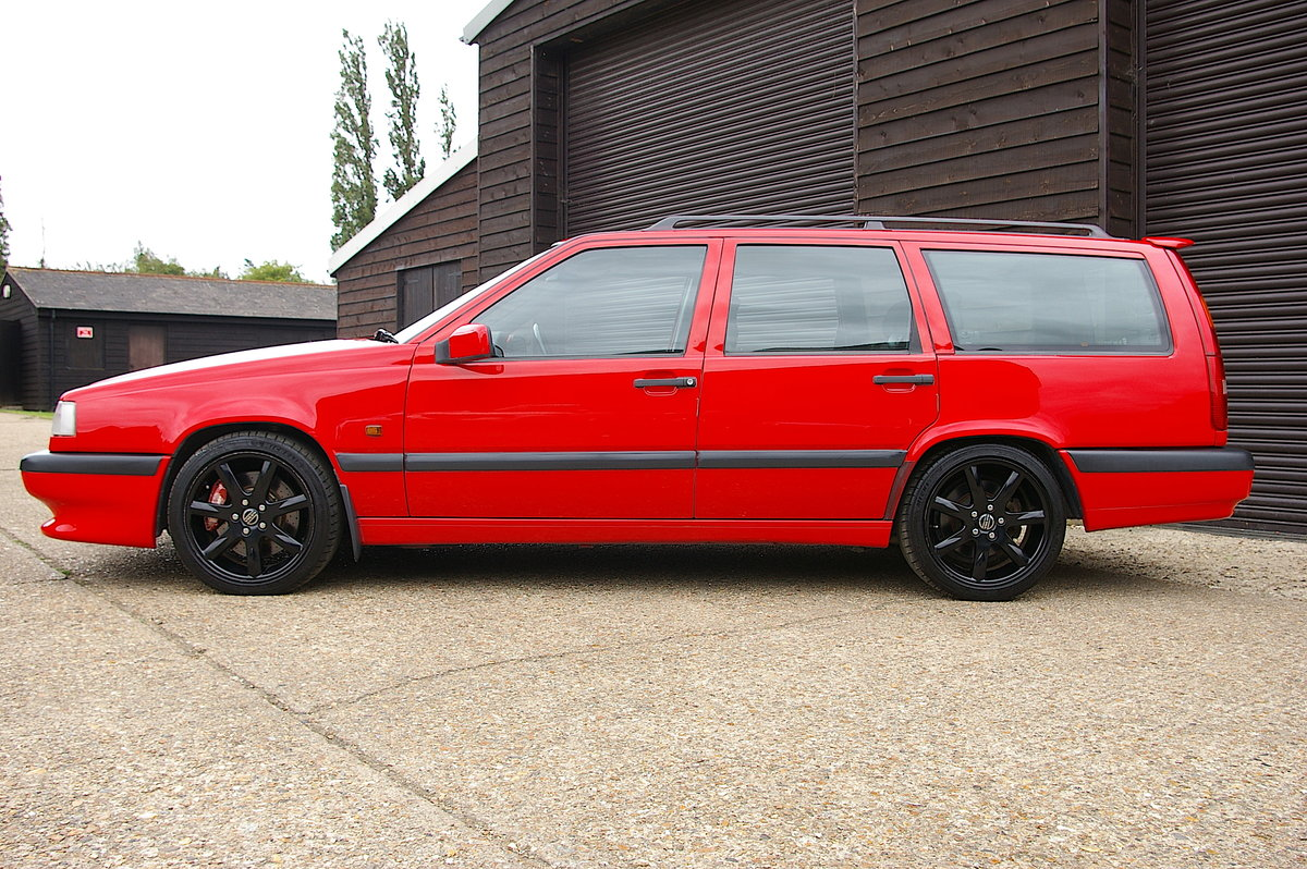 1996  Volvo 850 R 2.3 Estate Automatic (50,458 miles) For Sale (picture 2 of 6)