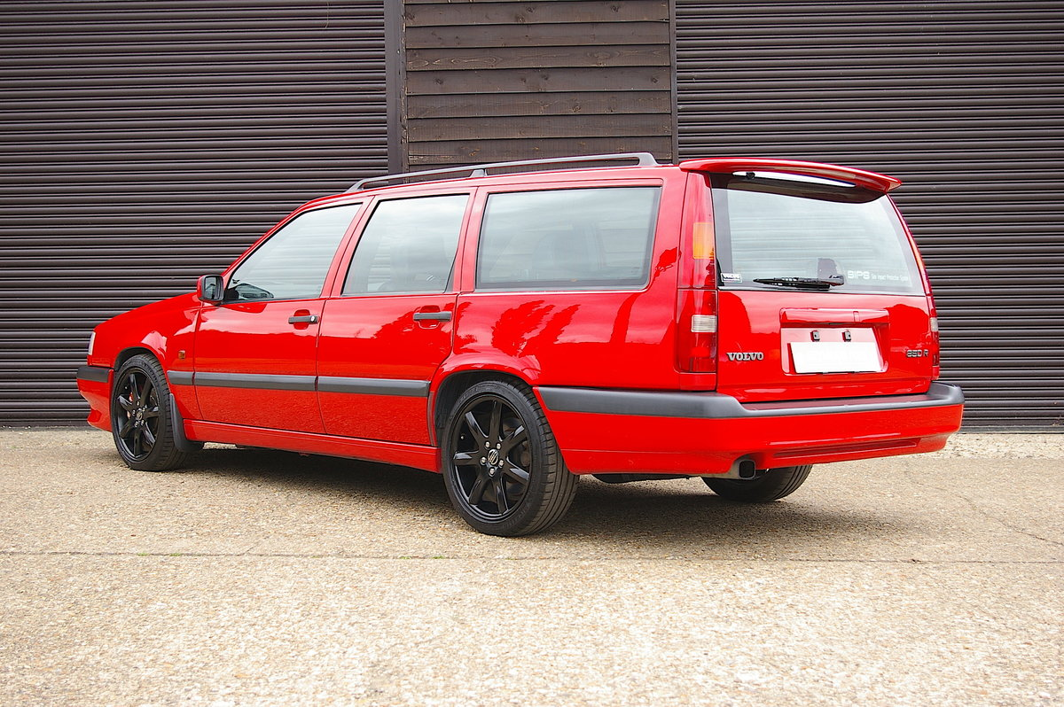 1996  Volvo 850 R 2.3 Estate Automatic (50,458 miles) For Sale (picture 3 of 6)