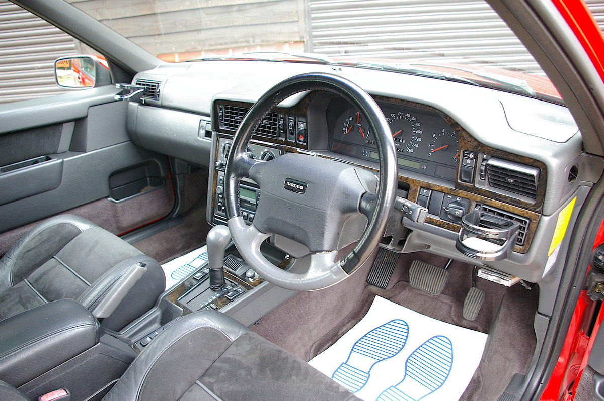 1996  Volvo 850 R 2.3 Estate Automatic (50,458 miles) For Sale (picture 4 of 6)