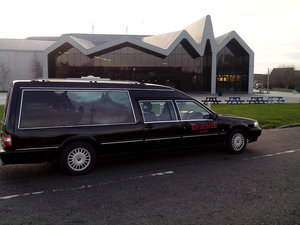 1998 Volvo 960 Hearse Limo For Sale