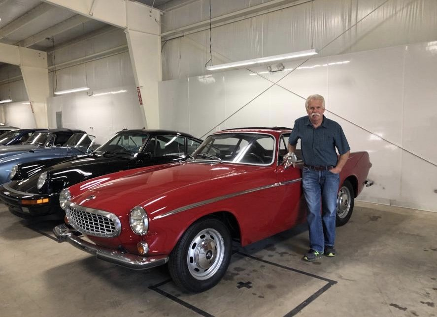 1966 VOLVO P 1800 ex Wayne Carinni For Sale (picture 1 of 5)