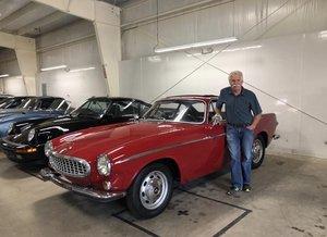 1966 VOLVO P 1800 ex Wayne Carinni