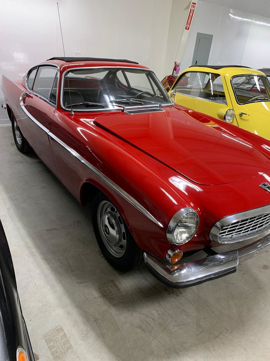 1966 VOLVO P 1800 ex Wayne Carinni For Sale (picture 2 of 5)