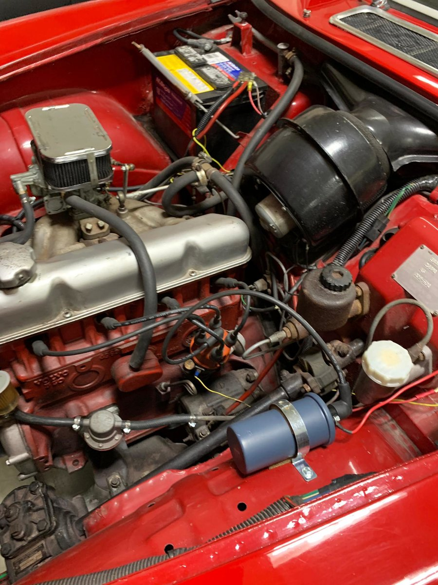 1966 VOLVO P 1800 ex Wayne Carinni For Sale (picture 5 of 5)